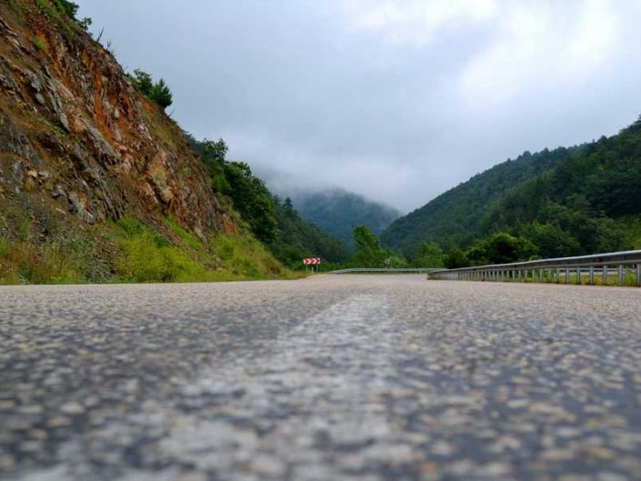 İç Anadolu Güzergahı yolların büyüsü Göynük yolunda - Central Anatolia route the charm of the roads on the way to Goynuk