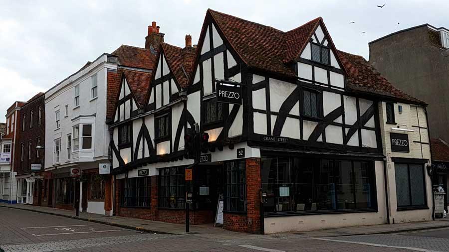 İngiltere güzergahı Ortaçağda kaybolmak Salisbury - England route lost in Medieval Salisbury