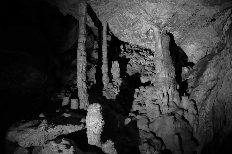 İnsuyu mağarası fotoğrafları sarkıtlar ve dikitler - Turkey the Mediterranean region Burdur Insuyu cave stalagmites and stalactites
