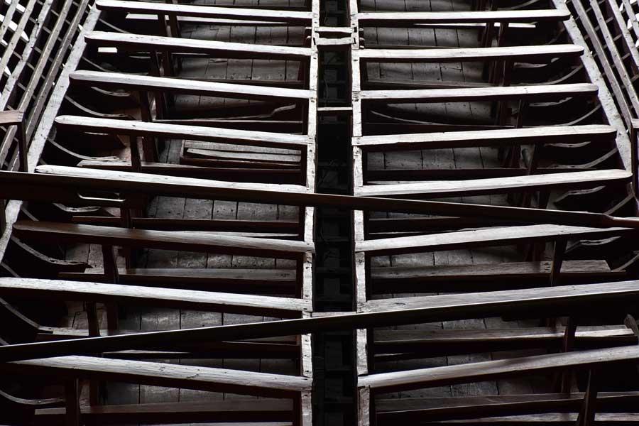 İstanbul Deniz Müzesi 24 çift kürekli tarihi kadırga işçiliği, İstanbul Deniz Müzesi fotoğrafları - workmanship of 24 Double Row Historic Galley, Turkey Istanbul Naval Museum photos