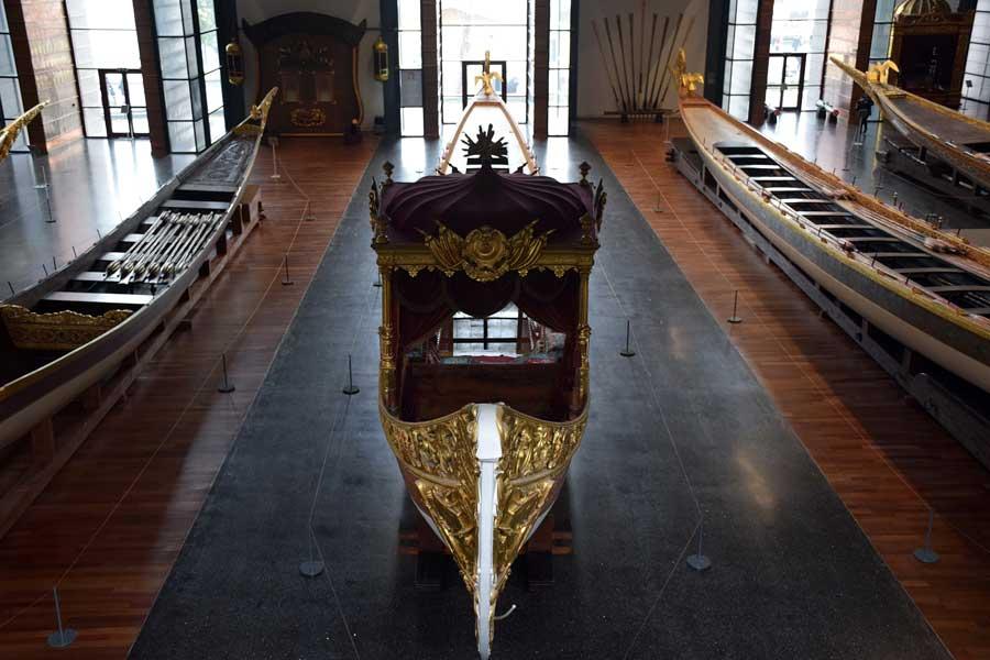 İstanbul Deniz Müzesi Eserleri: Osmanlı Denizcilik Tarihi