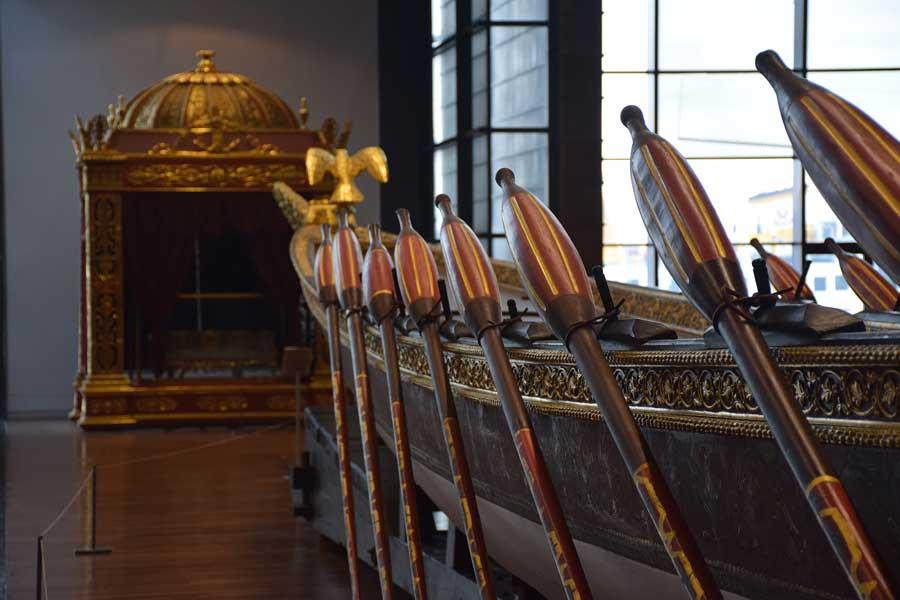Deniz Müzesi - Istanbul Naval Museum