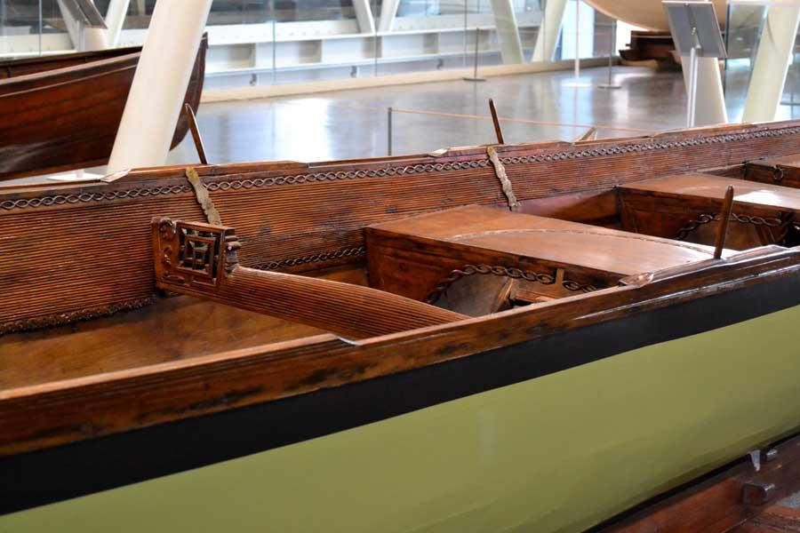 İstanbul Deniz Müzesi fotoğrafları Osmanlı saltanat kayıkları - Ottoman royal boats, Istanbul Naval Museum photos