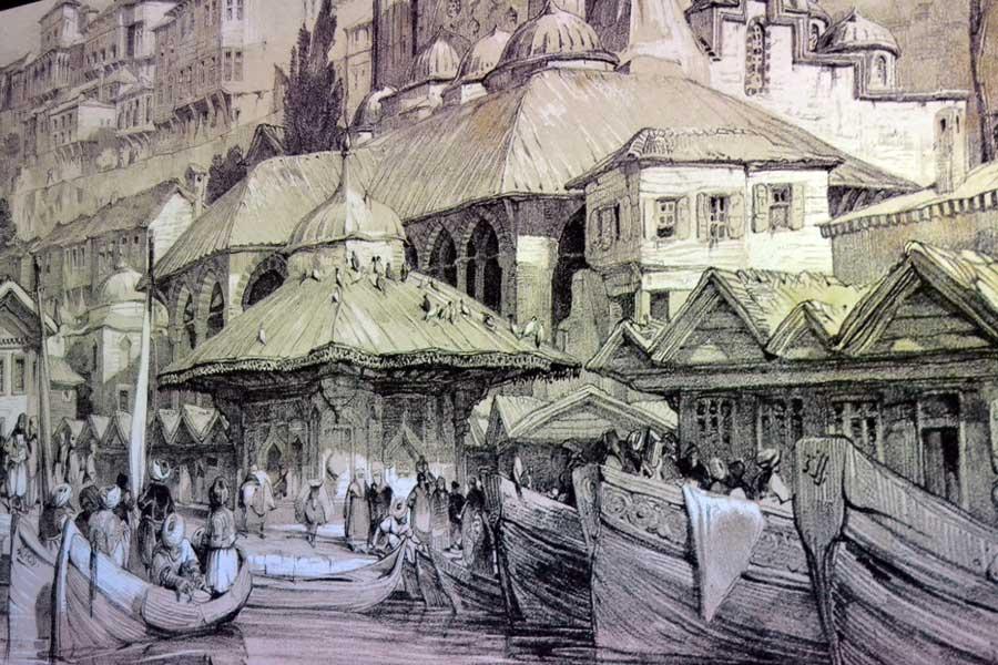 İstanbul Deniz Müzesi sergi salonu fotoğrafları - Turkey Istanbul Naval Museum photos