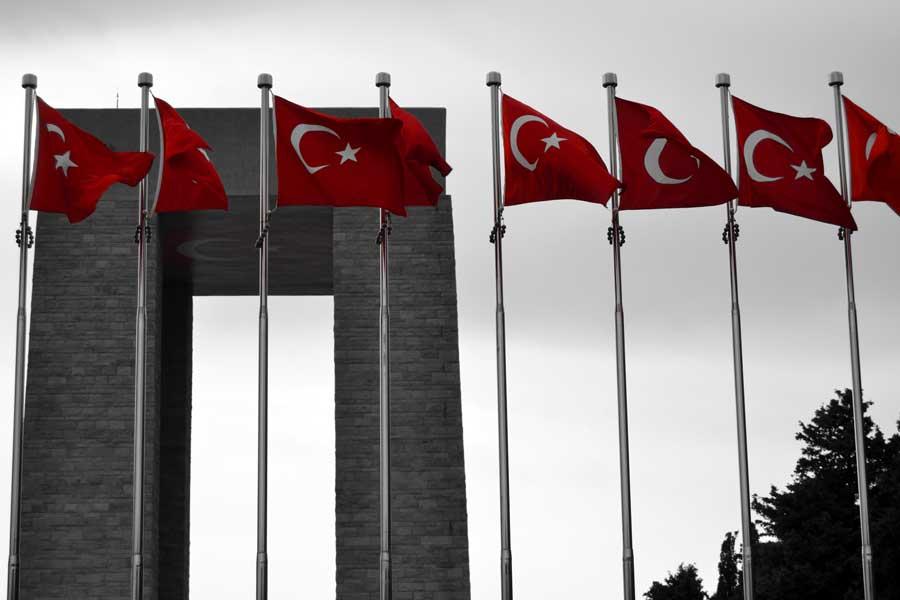 Şehitler abidesi Gelibolu fotoğrafları - Canakkale Martyrs' Memorial Gallipoli photos