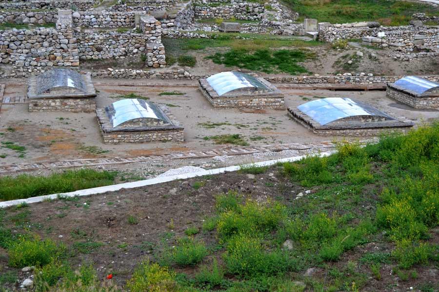 Alacahöyük Antik Kenti - Alaca Höyük Ancient City