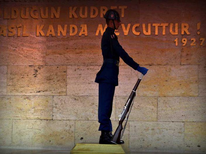 Anıtkabir Türk askeri, Anıtkabir fotoğrafları - Turkish soldier, Ataturk's Mausoleum photos