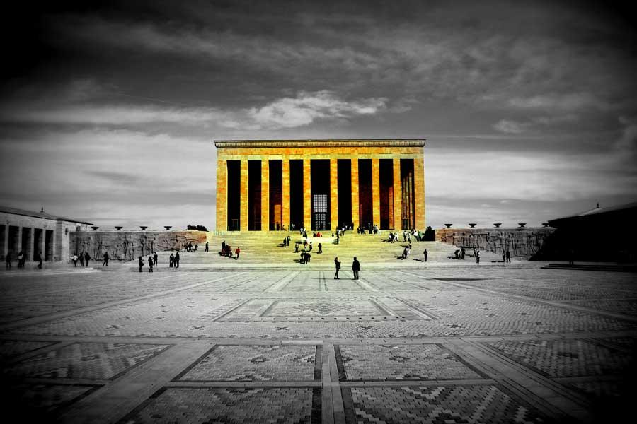 Anıtkabir fotoğrafları - Atatürk's Mausoleum photos