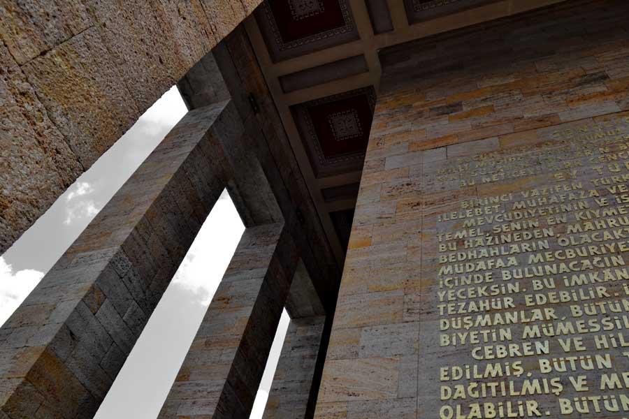 Anıtkabir mimari detayları fotoğrafları - details, Ataturk's Mausoleum photos