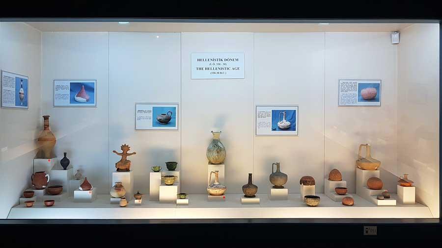 Antalya Müzesi fotoğrafları Helenistik dönem eserleri (İ.Ö. 330-30) - Antalya Museum The Hellenistic Age (330-30 B.C)