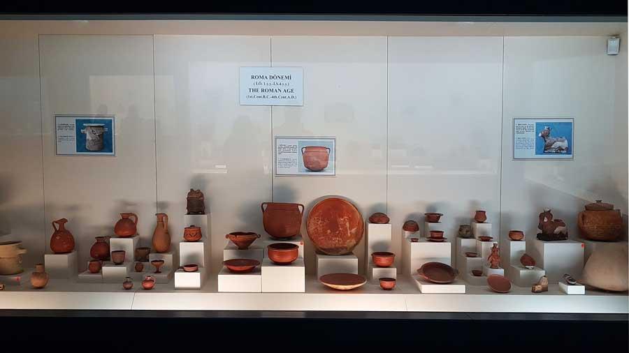 Antalya Müzesi fotoğrafları Roma dönem eserleri (İ.Ö. 1.yy - İ.S. 4.yy) - Antalya Archaeological Museum The Roman Age (1. Cent. B.C. - 4. Cent AD)