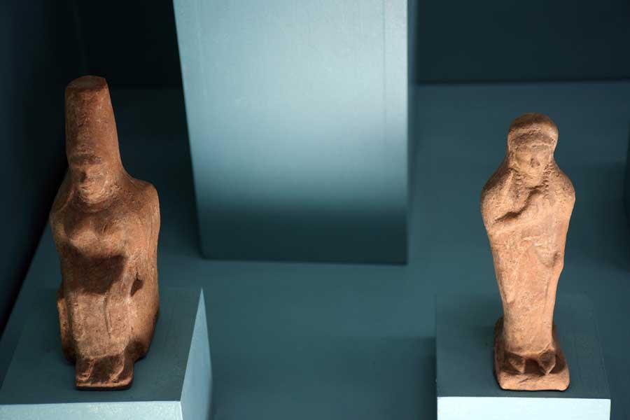 Antalya Müzesi fotoğrafları figürin eserleri - The Mediterranean Antalya Museum figurines