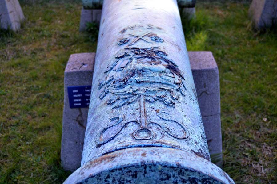 Askeri Müze fotoğrafları Harbiye, Top (16 - 17. yy.) - Istanbul Military Museum Cannon (16-17th century)