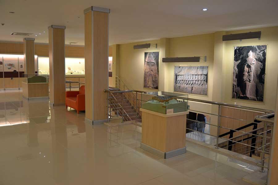 Boğazköy müzesi genel görünüm, Boğazkale - Bogazkoy museum general view, Bogazkale, Corum