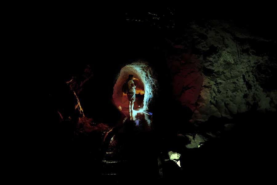 Burdur gezilecek yerler İnsuyu mağarası - Turkey the mediterranean region Insuyu cave