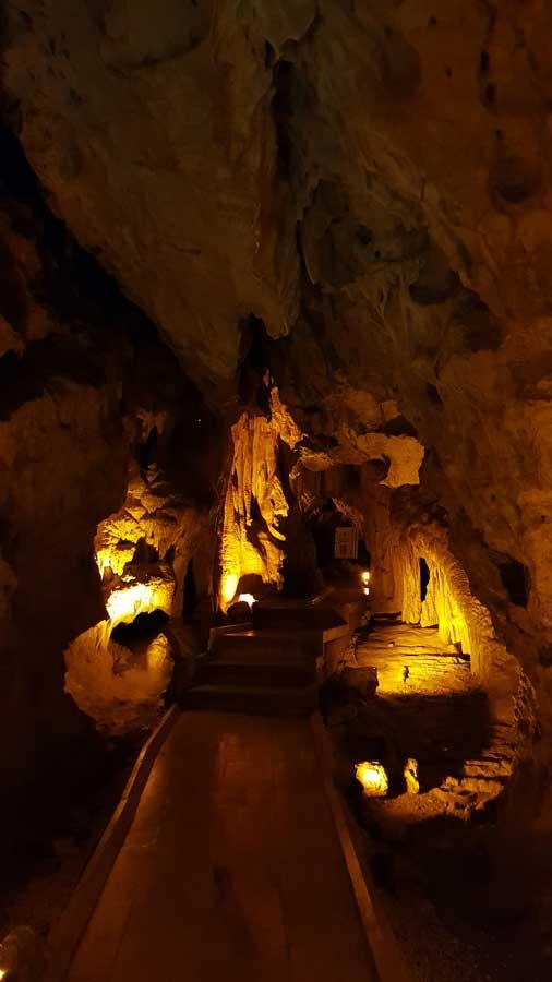 Burdur gezilecek yerler İnsuyu mağarası fotoğrafları - The mediterranean region Insuyu cave
