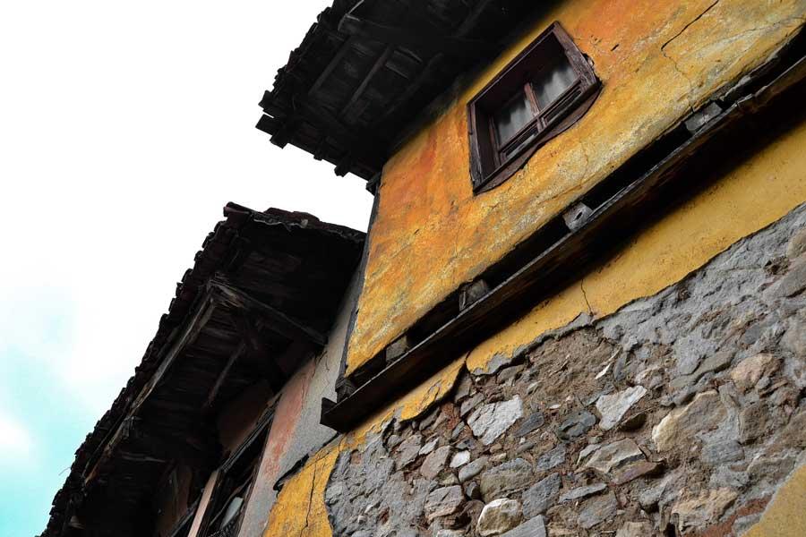 Cumalıkızık fotoğrafları Bursa, tarihi geleneksel Cumalıkızık köyü evleri Marmara bölgesi - Historical typical Cumalikizik Village houses
