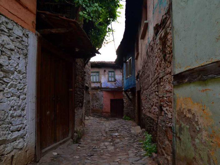 Cumalıkızık fotoğrafları, tarihi Cumalıkızık köyü sokakları - Street of historical Cumalikizik Village photos