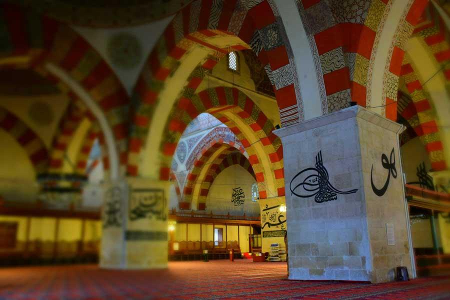 Eski Cami fotoğrafları Edirne - Old Mosque photos