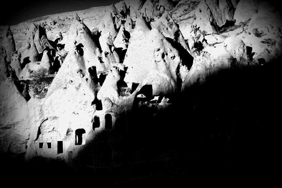 Göreme Ürgüp Kapadokya fotoğrafları - Central Anatolia Cappadocia photos