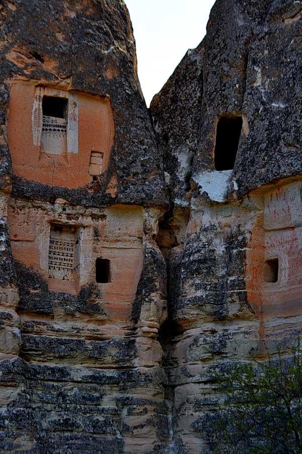 Göreme açık hava müzesi Ürgüp, Kapadokya fotoğrafları - openair museum, perfect harmony, Cappadocia photos