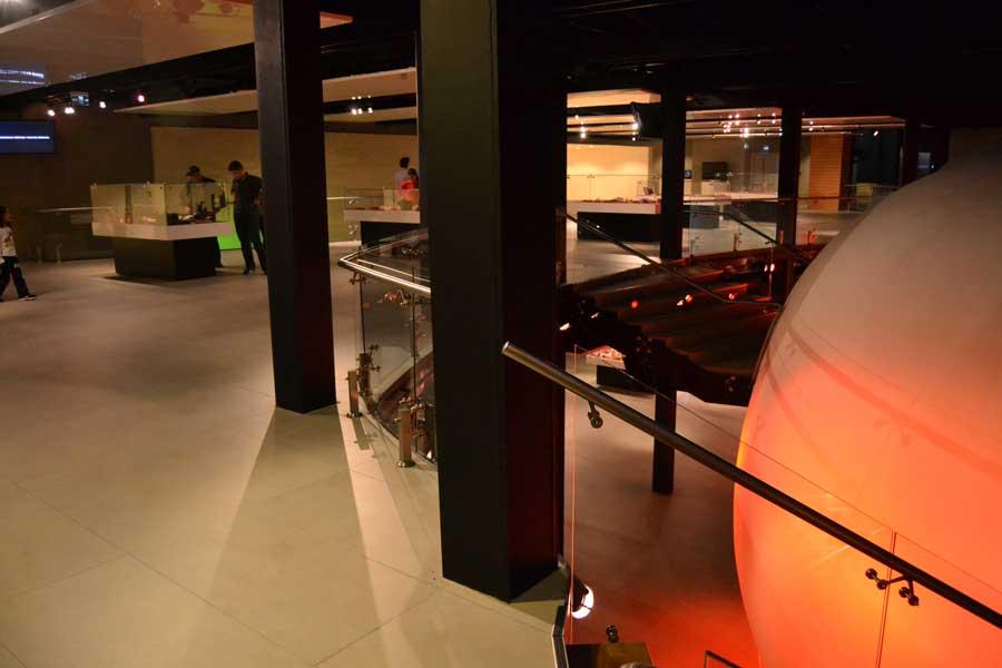 Gelibolu Çanakkale Destanı Tanıtım Merkezi - Gallipoli Wars Simulation Center