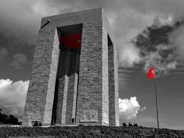 Gelibolu Şehitler abidesi fotoğrafları - Turkey Gallipoli Canakkale Martyrs' Memorial