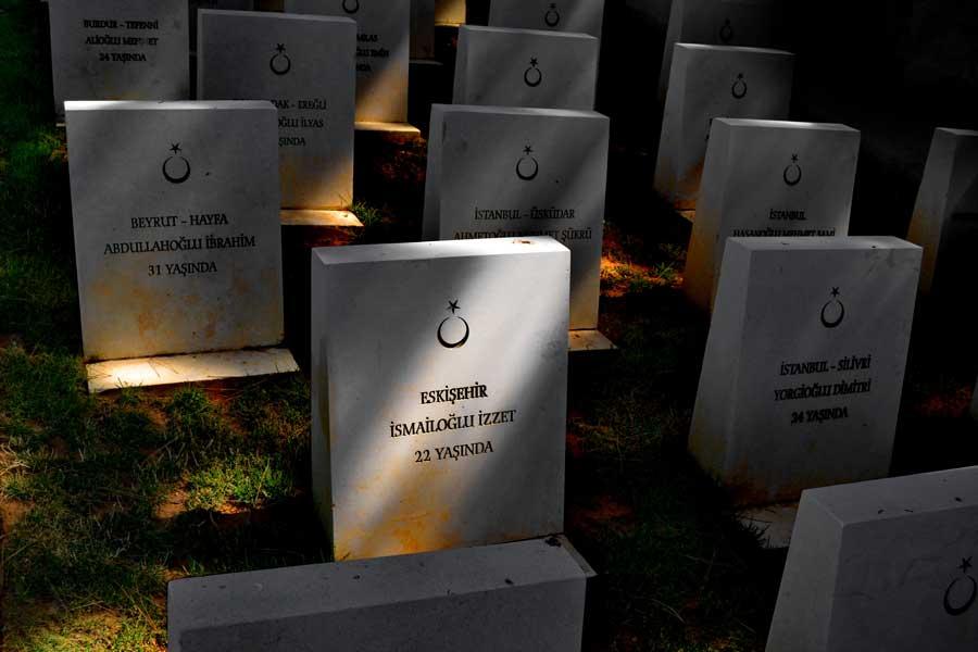 Gelibolu şehitlikleri Sargıyeri Şehitliği - Gallipoli photos Canakkale Sargiyeri martyrdom