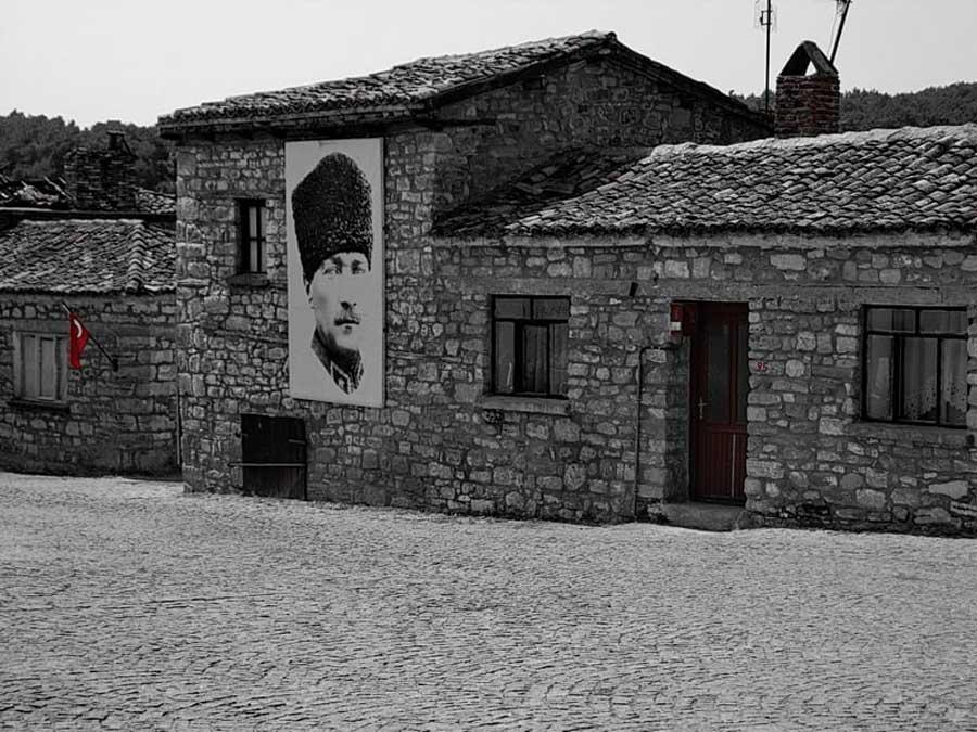 Gelibolu Bigalı köyü fotoğrafları - Bigali village Gallipoli photos