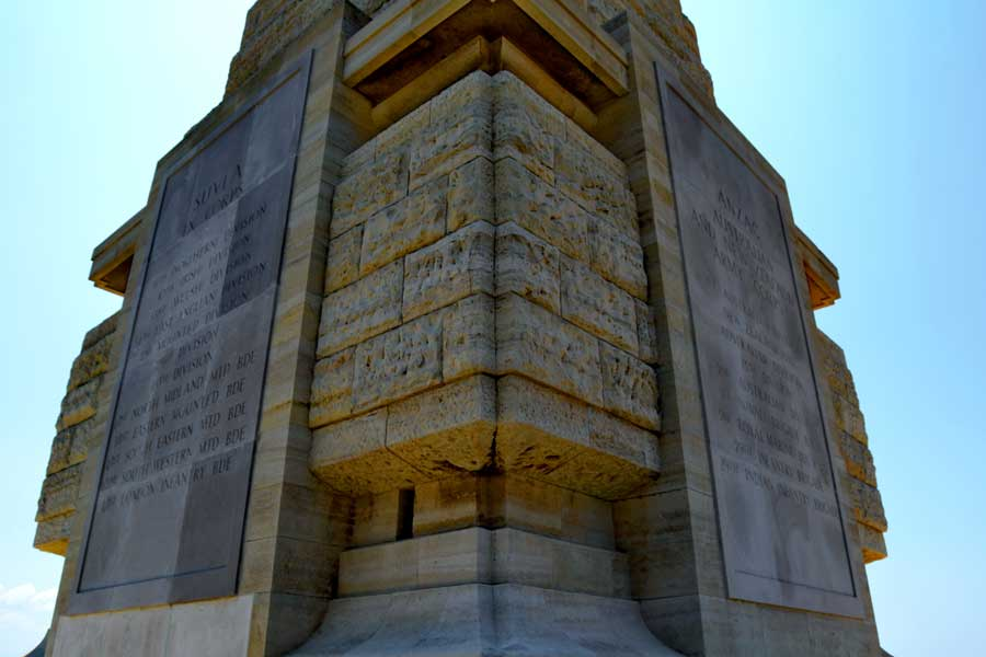 Gelibolu fotoğrafları İngiliz Helles Anıtı - Helles monument, Gallipoli photos