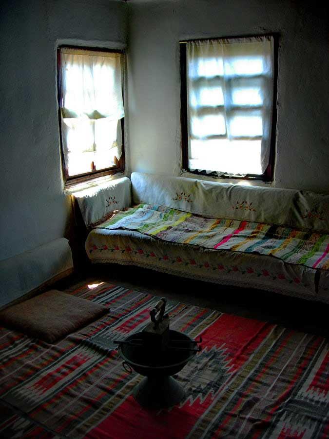 Gelibolu fotoğrafları Atatürk evi Bigalı köyü (Restore edilmeden önce) - Gallipoli photos Ataturk's home in Bigalı village (before restorations)