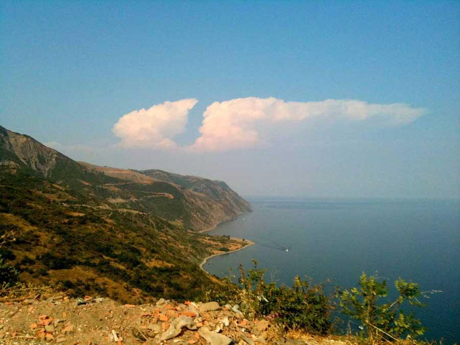 Gelibolu güzergahları Uçmakdere'yi keşfettik - Gallipoli Dupnisa route discovered Uçmakdere