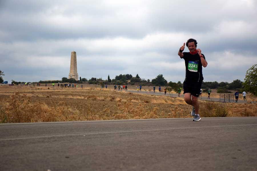 Gelibolu koşusu - Gallipoli marathon