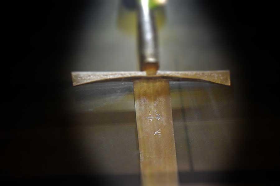 Harbiye Askeri Müzesi fotoğrafları Çift El Epesi, Alman 14.yy. - Istanbul Military Museum double handed sword, German 14th century