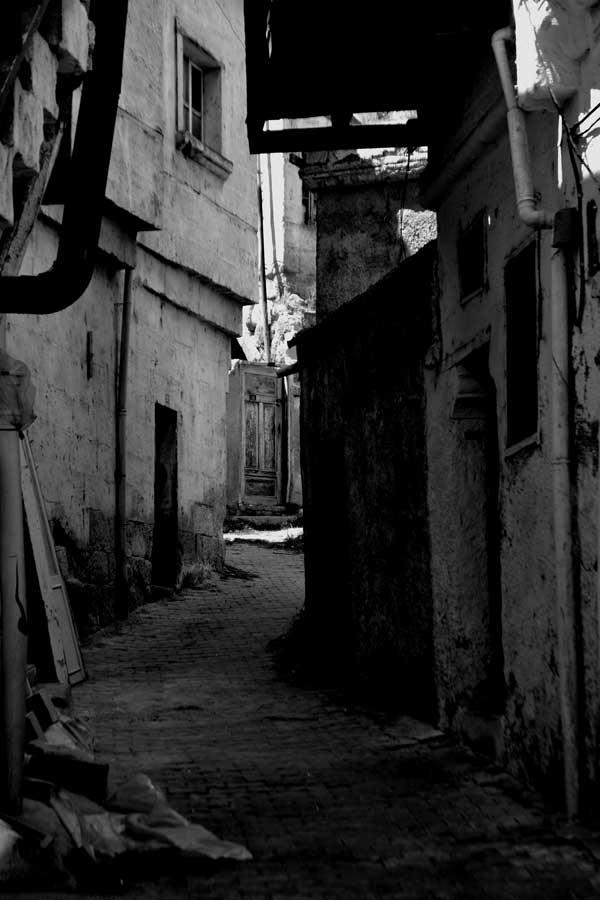 Kapadokya fotoğrafları Avanos sokakları Göreme Ürgüp - Central Anatolia The Streets of Avanos, Cappadocia photos