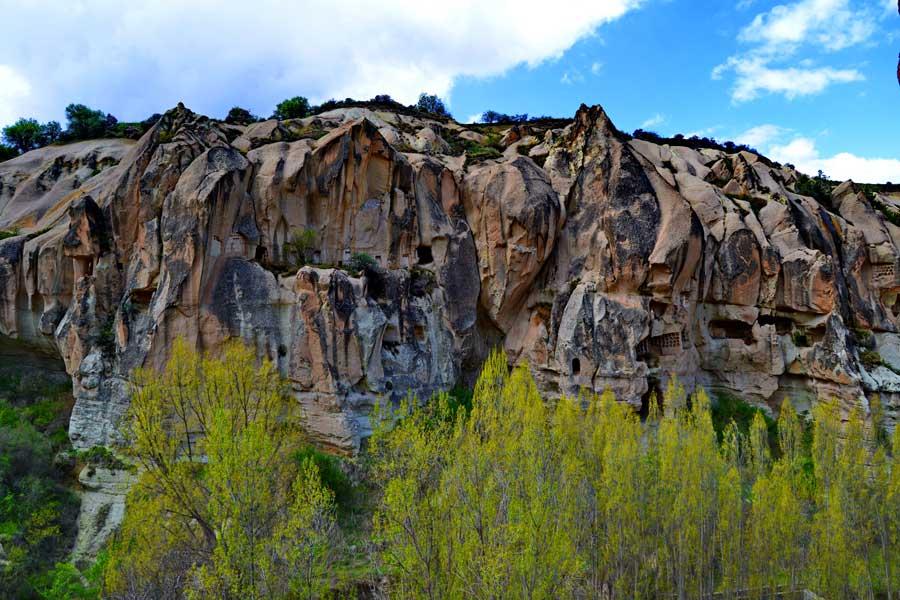 Kapadokya fotoğrafları Katpatuka Göreme Ürgüp - Central Anatolia Cappadocia photos