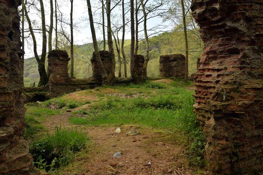 Kirazlı manastırı Kapıdağ yarımadası Balıkesir - Kirazlı monastery Kapidag peninsula Erdek Turkey