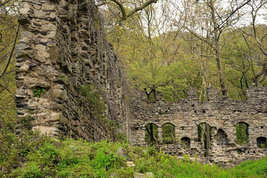 Kirazlı manastırı harabeleri Kapıdağ yarımadası Balıkesir - Ruins of Kirazlı monastery Kapidag peninsula Erdek Turkey