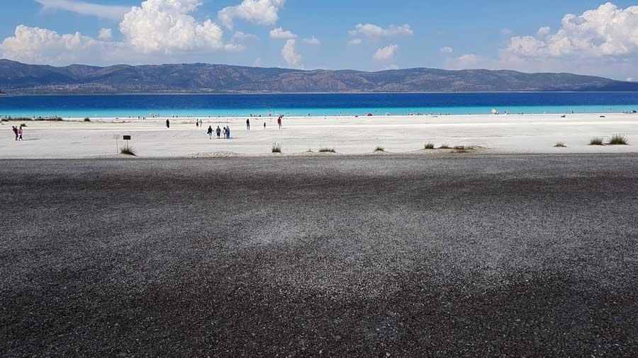 Salda gölü fotoğrafları Akdeniz bölgesi Burdur - Turkey the Mediterranean region Salda Lake