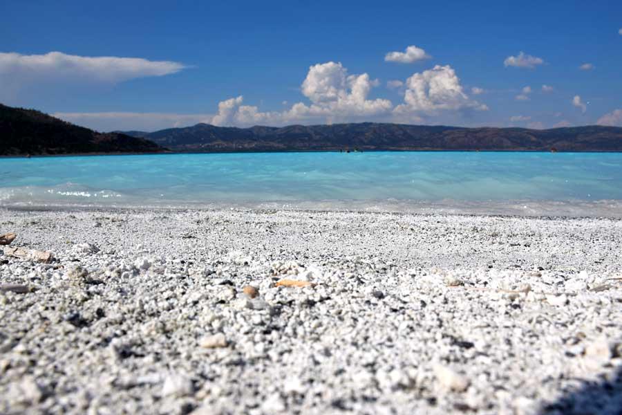 Salda gölü fotoğrafları Burdur - Turkey the Mediterranean region Salda Lake photos