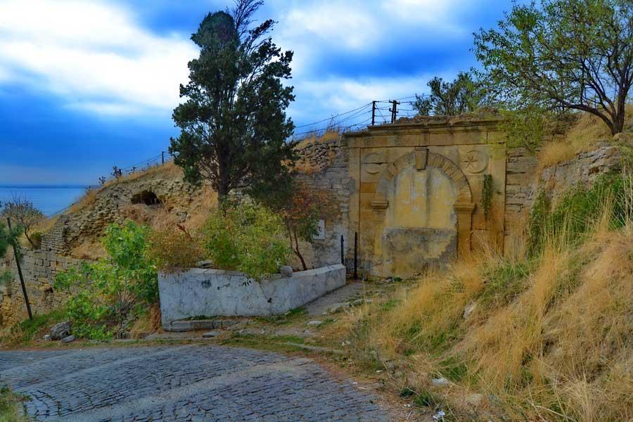 Seddülbahir Kalesi İlk Şehitler mezarlığı (eski fotoğraf 2012), Seddülbahir fotoğrafları - Sedd el Bahr Fortress martyron of first fallen, Seddulbahir photos
