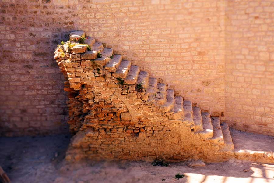 Seddülbahir fotoğrafları Seddülbahir Kalesi restore ediliyor alt avlu - Sedd el Bahr Fortress lower courtyard, Gallipoli Sedd el Bahr photos