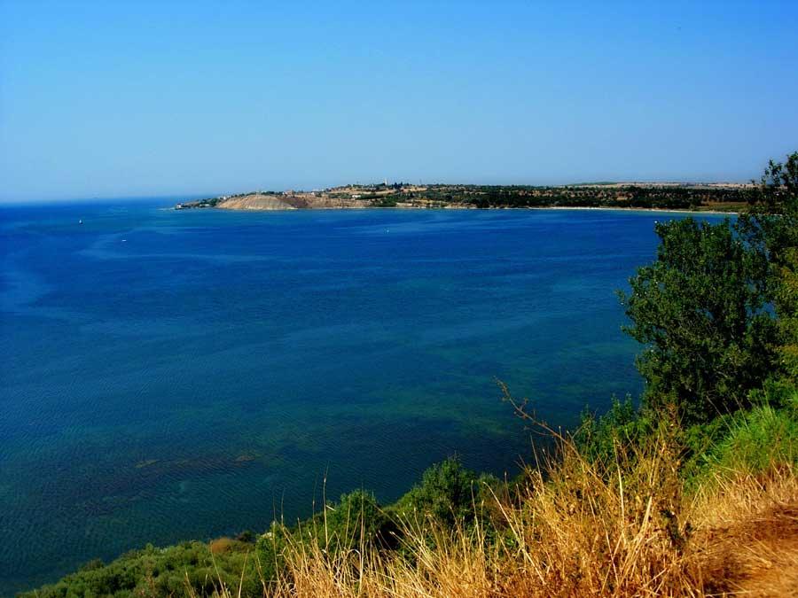 Seddülbahir köyü - Marmara region Gallipoli Seddulbahir village