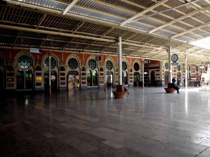 Sirkeci garı İstanbul Demiryolu Müzesi - Istanbul Railway Museum