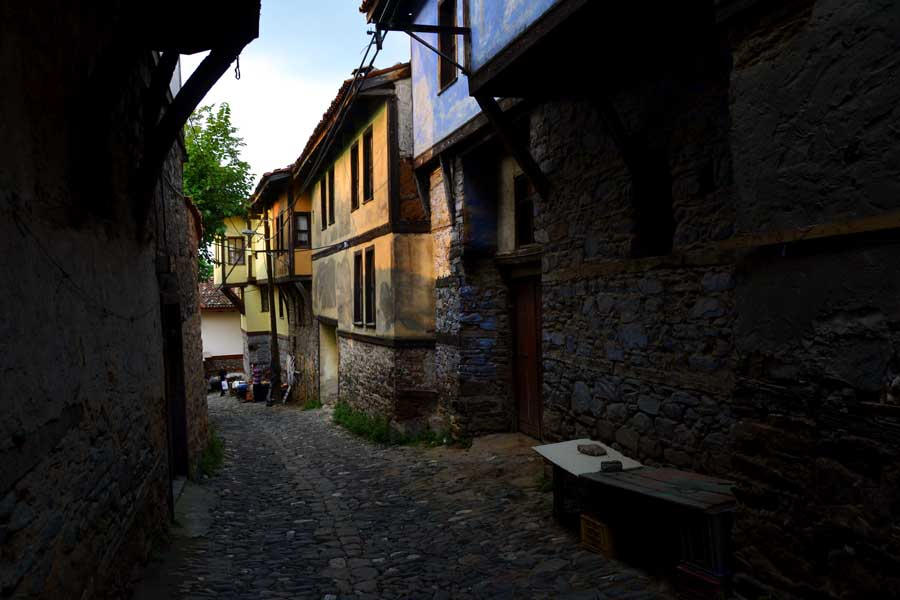 Tarihi Cumalıkızık fotoğrafları köy sokakları - Cumalikizik photos, Street of historical Cumalikizik Village