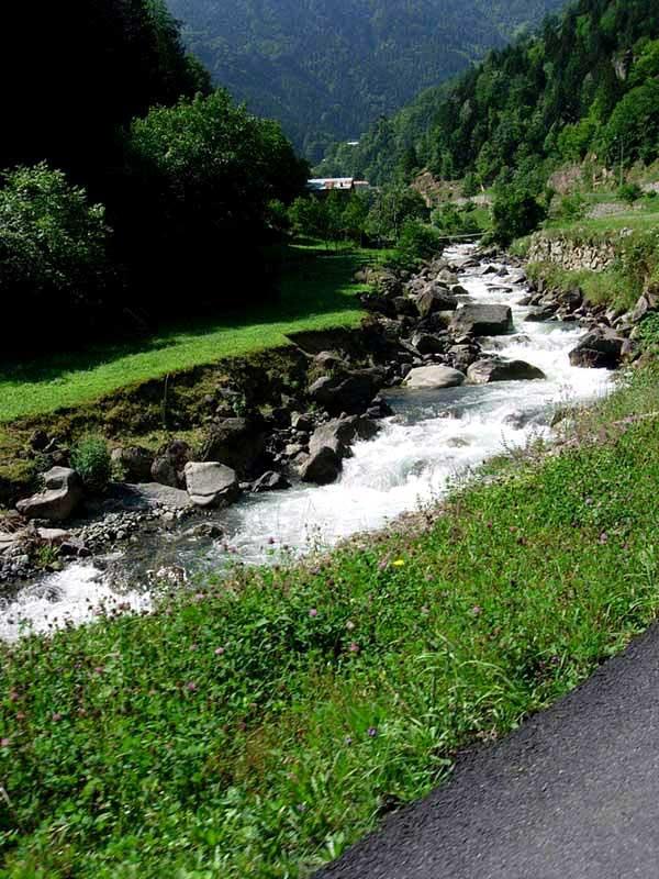 Trans Karadeniz Güzergahı Trabzon Sümela Manastırı derelere eşlik ettik - Trance Black Sea route photos went along the brooks