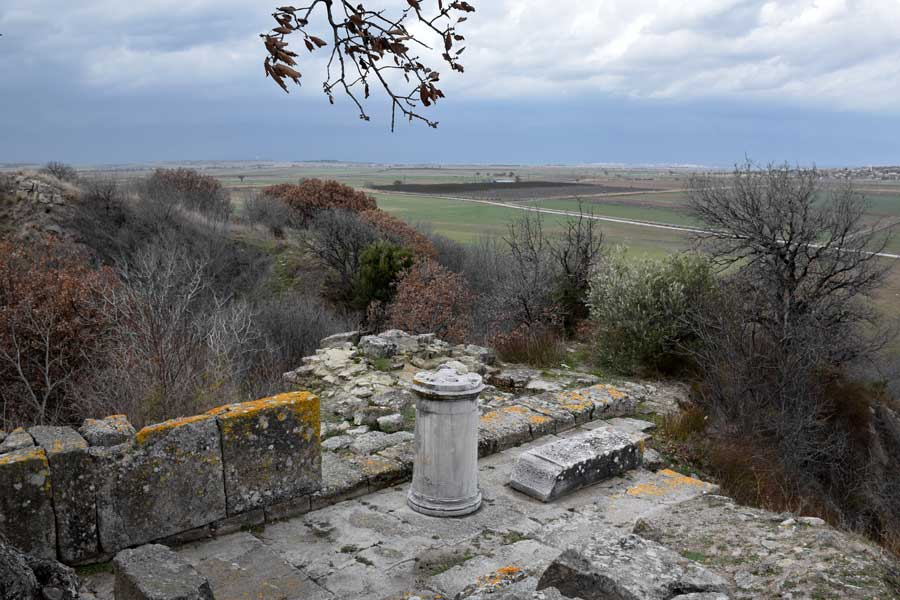 Troya Antik Kenti (Truva) - (Troia) Troy Ancient City