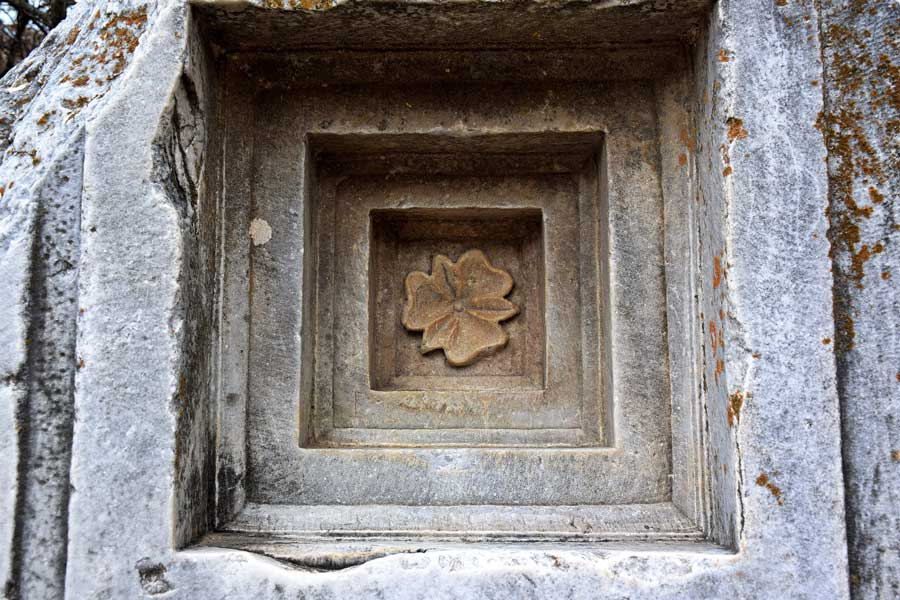 Troya antik kenti, taş işlemeciliği - Troy ancient city photos stone masonry and ornaments