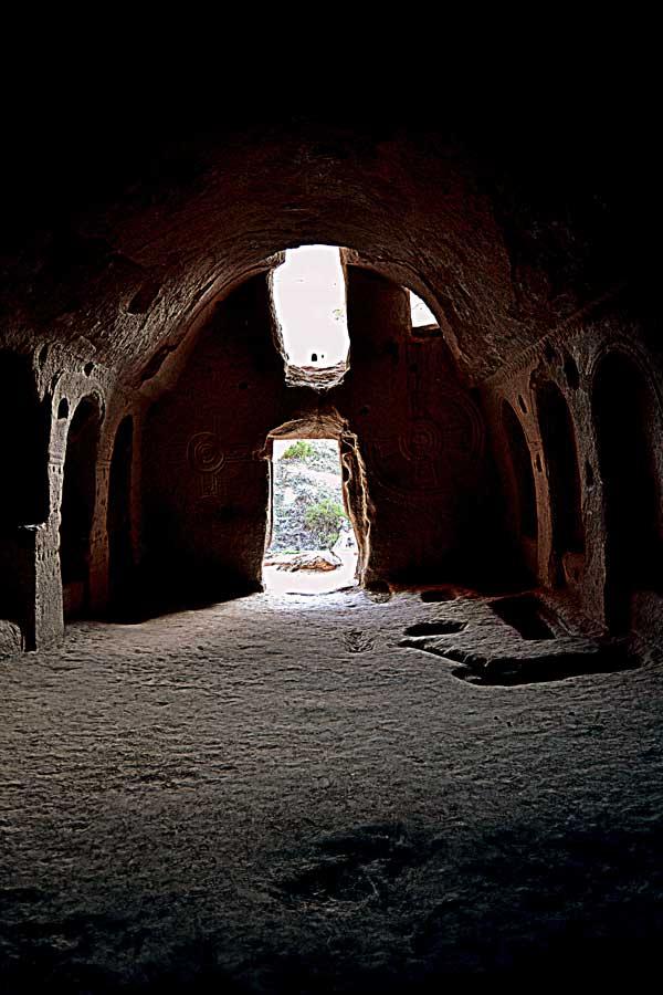 Zelve açık hava müzesi Göreme Ürgüp Kapadokya fotoğrafları - Zelve openair museum, Cappadocia photos