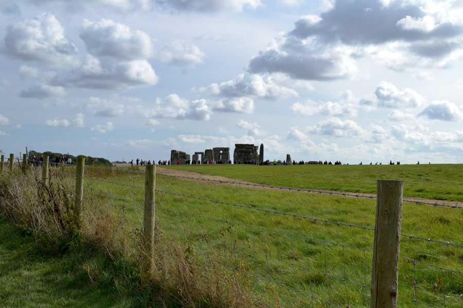 İngiltere Stonehenge anıtı fotoğraf albümü - England Stonehenge prehistoric monument